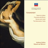Tchaikovsky: Capriccio Italien; Francesca di Rimini / Anthony Collins, London SO
