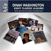Dinah Washington: Eight Classic Albums *