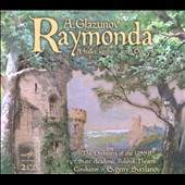 Glazunov: Raymonda, Op. 57 (complete ballet) / Evgeny Svetlanov: conductor