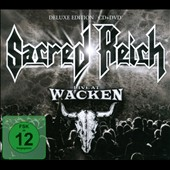 Sacred Reich: Live at Wacken [Digipak]