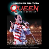 Queen: Hungarian Rhapsody: Queen Live in Budapest [DVD]