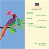 Brahms: Hungarian Dances; Dvor&#225;k Slavonic Dances; Strauss: Till Eulenspiegels lustige Streiche; Tod und Verkl&#228;rung