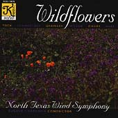 Wildflowers - Symphonic Band Music / Corporon, North Texas