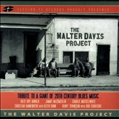 Various Artists: The  Walter Davis Project: Tribute to a Giant of 20th Century Blues Music [Digipak]