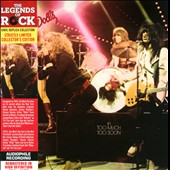 New York Dolls: Too Much Too Soon [Digipak]
