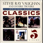 Double Trouble/Stevie Ray Vaughan/Stevie Ray Vaughan & Double Trouble: Original Album Classics [Five-Disc] *