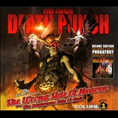 Five Finger Death Punch: The Wrong Side of Heaven and the Righteous Side of Hell, Vol. 1 [Digipak]