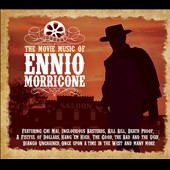 The Hollywood Orchestra/Ennio Morricone (Composer/Conductor): The Movie Music of Ennio Morricone