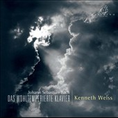 Bach: The Well-Tempered Clavier / Kenneth Weiss, piano