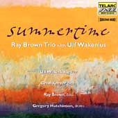 Ray Brown (Bass): Summertime
