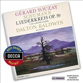 Gerard Soyzay - Schumann: Liederkreis Op. 39 and other songs / Dalton Baldwin, piano (24-bit/192 kHz transfer)