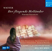 Wagner: Der fliegende Holländer (Paris version, 1841)
