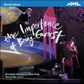 Gerald Barry: The Importance of Being Earnest, opera; Birmingham Contemporary Music Group; Adès