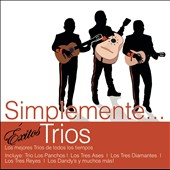 Various Artists: Simplemente... Éxitos Tríos
