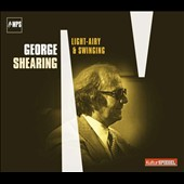 George Shearing: Light Airy and Swinging