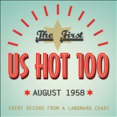 Various Artists: The First U.S. Hot 100: August 1958 [Box]