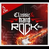 Various Artists: Classic & Hard Rock Box