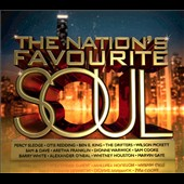 Various Artists: The Nation's Favourite Soul [Digipak]