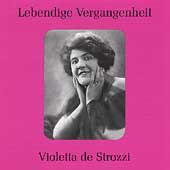 Lebendige Vergangenheit - Violetta de Strozzi