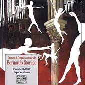 Danses &#224; l'orgue autour de Bernardo Storace / Pascale Rouet