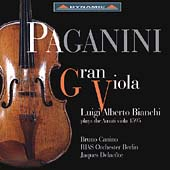 Gran Viola - Paganini, Bloch, et al / Bianchi, Canino, et al