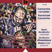 Revisited Concertos / Drobinsky, Liss, Ekaterinburg PO