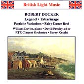 British Light Music - Docker: Orchestral Works / Knight, RTÉ