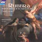 Rubbra: Mass in Honor of St Teresa of Avila, Choral Music