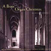 A Brass & Organ Christmas/ Fenstermaker, Bay Brass, Krehbiel