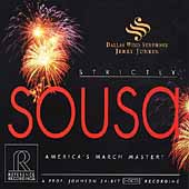 Strictly Sousa / Jerry Junkin, Dallas Wind Symphony
