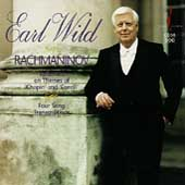 Earl Wild Plays Rachmaninov- Variations, Song Transcriptions
