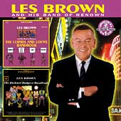 Les Brown: The Lerner and Loewe Bandbook/Richard Rodgers Bandbook