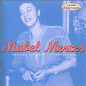 Mabel Mercer: Mabel Mercer [Harbinger]