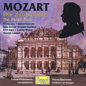 Mozart: Die Zauberfl&ouml;te / Karajan, Lipp, Jurinac, et al