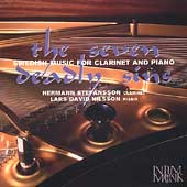 The Seven Deadly Sins - Swedish Music for Clarinet and Piano