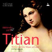Music & Art - Titian - Venice and the Music of Love