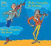 Violin Concertos for Children Vol 1 / Gadzina, et al