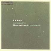 Bach: French Suites, etc / Masaaki Suzuki