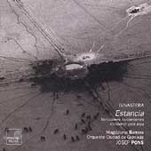 Ginastera: Estancia, Concerto for Harp, etc / Barrera, Pons