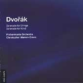 Dvorak: Serenades / Warren-Green, Philharmonia Orchestra