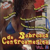 Various Artists: Sabrosos de Centroamerica, Vol. 2