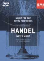 Handel: Royal Fireworks Music, Water Music