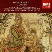 Monteverdi: L'Orfeo / Rogers, Medlam, Chiaroscuro, et al