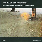 The Paul Bley Quartet: The Paul Bley Quartet