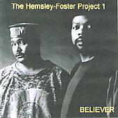 Hemsley Foster Project: Believer
