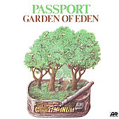 Passport: Garden of Eden