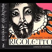 Verdi: Rigoletto / Heger, Rosvaenge, Schlusnus, et al