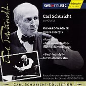 Carl Schuricht Collection - Wagner / Stuttgart Radio SO