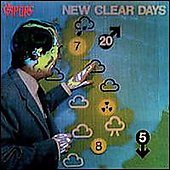 The Vapors: New Clear Days