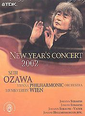 Various / New Years Concert 2002 [DVD]
